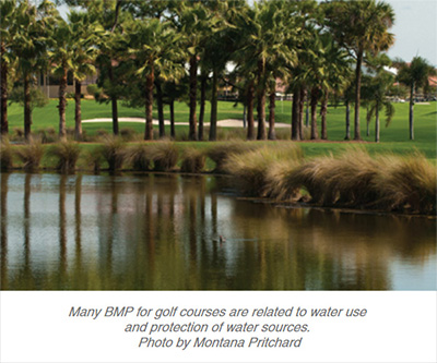 Developing Golf Course Best Management Practices - 50 States by 2020
