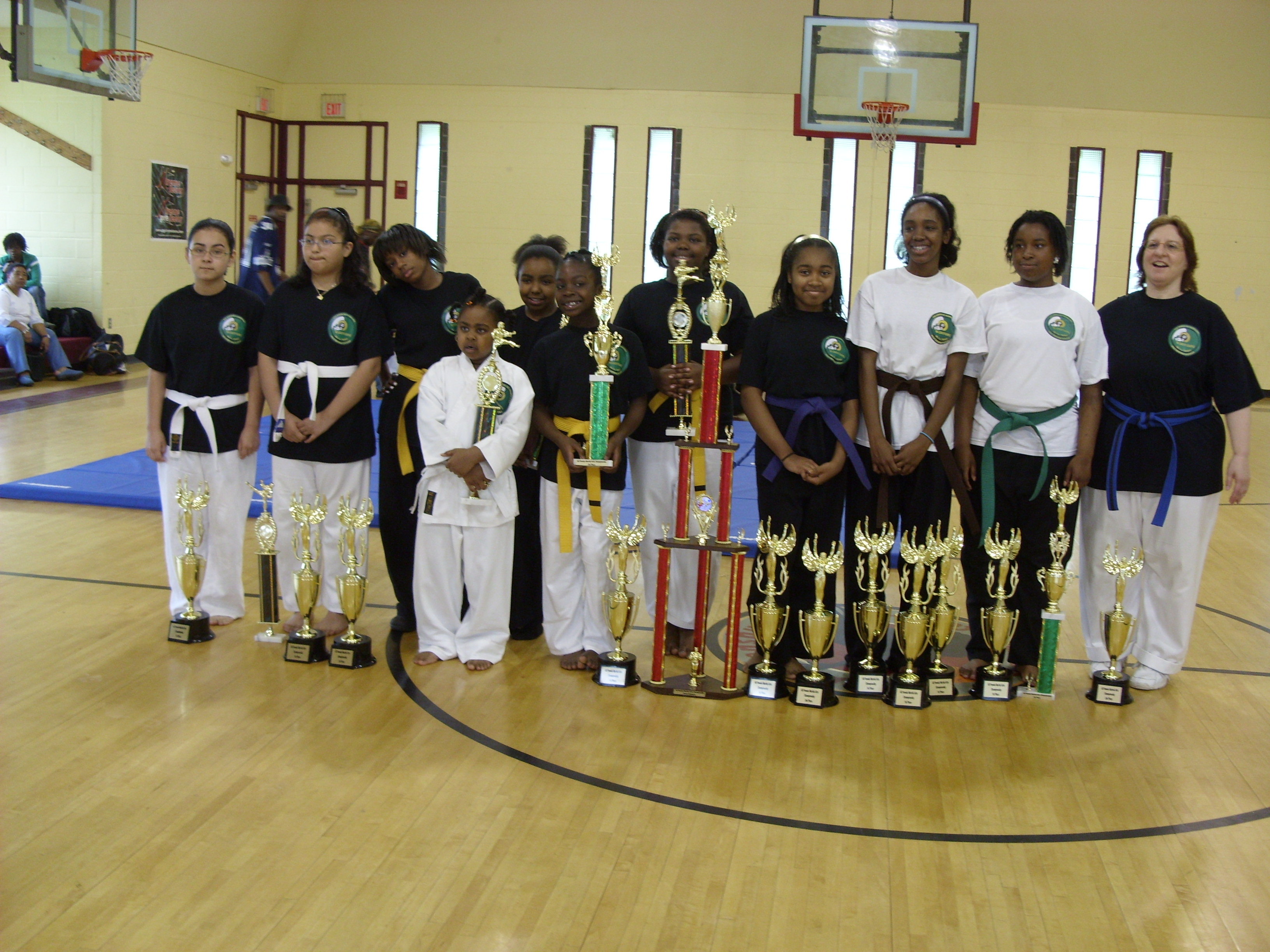 All Female Open Martial Arts Championships
