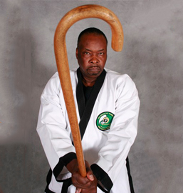 Dr. Clifford Thomas - Taekwondo Instructor Maryland