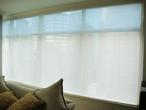 motorized window shades nyc