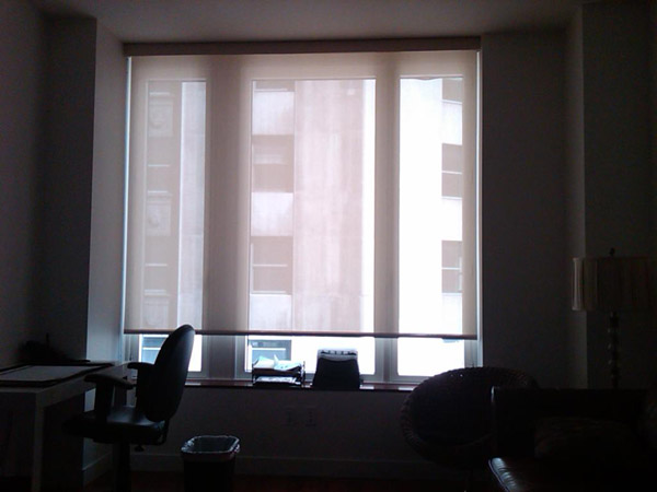 roller shades nyc