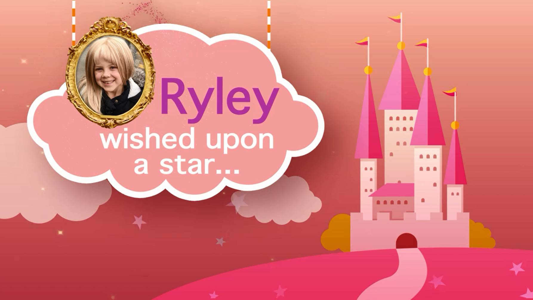 Make A Wish Canada - Ryley's Wish