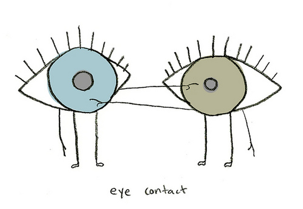 Why Eye Contact
