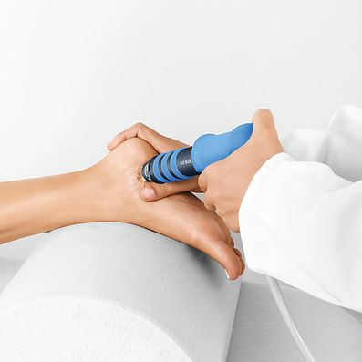 Shockwave Physiotherapy by Dr. Adrian Cohen at Chiropractic Clinic Toronto