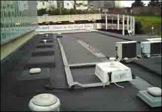 Flat Roofing Company toronto