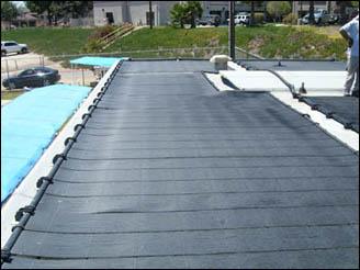 flat roofing toronto