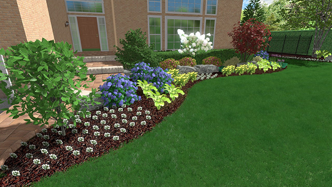 landscapers in burlington ontario