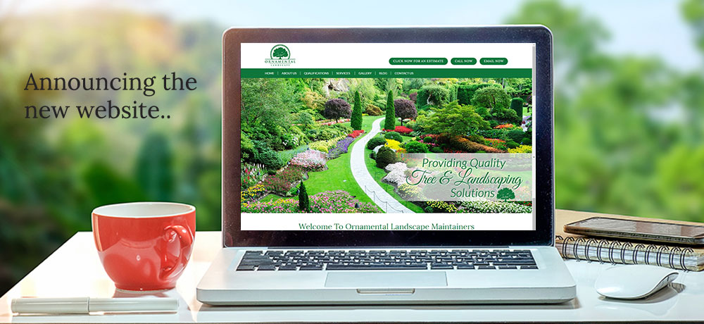 Announcing the New Website - Ornamental Landscape Maintainers Ltd.