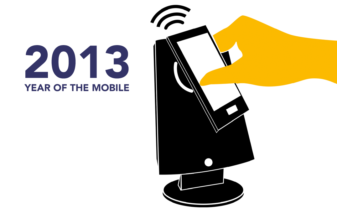 2013 The Year of the Mobile