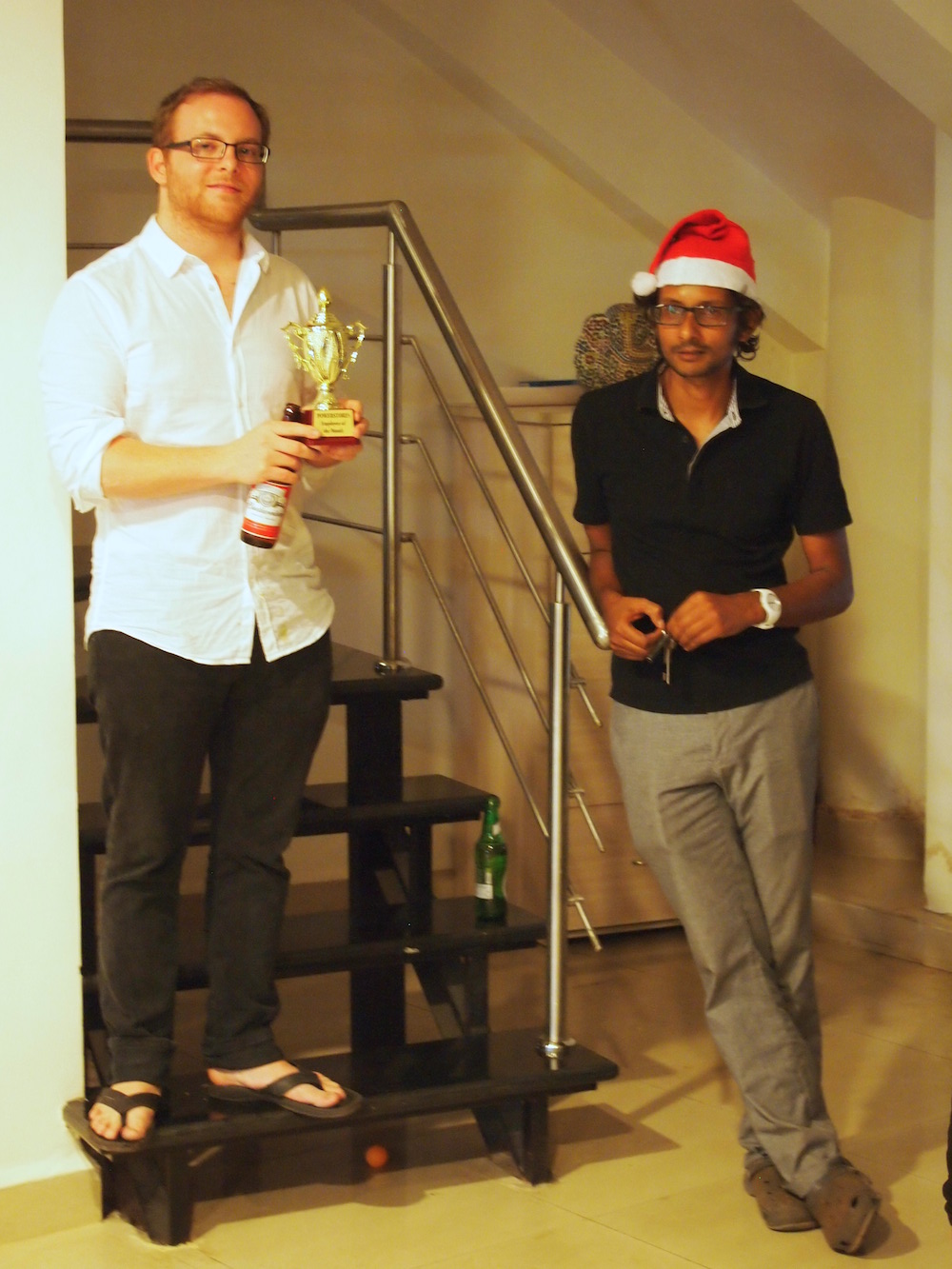 Co-founders Cory York and Ed Chowdhury