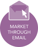 Market through Email