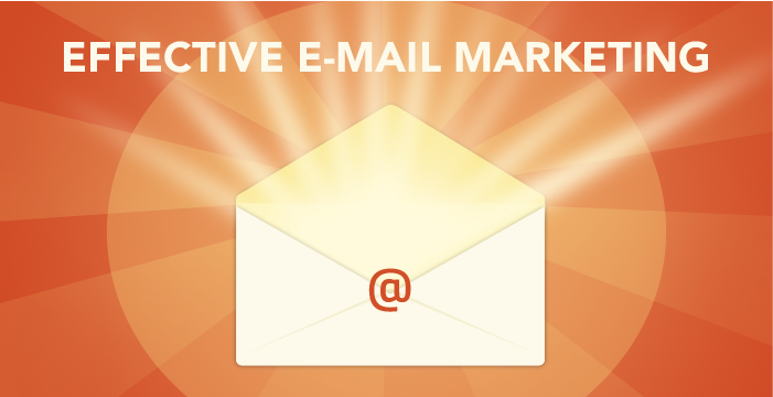 Email marketing banner image