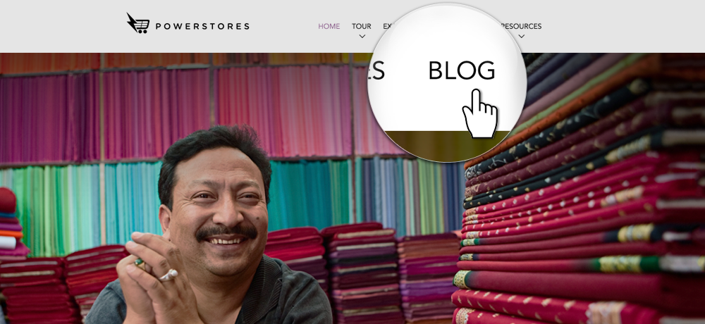 PowerStores announces new blog feature!
