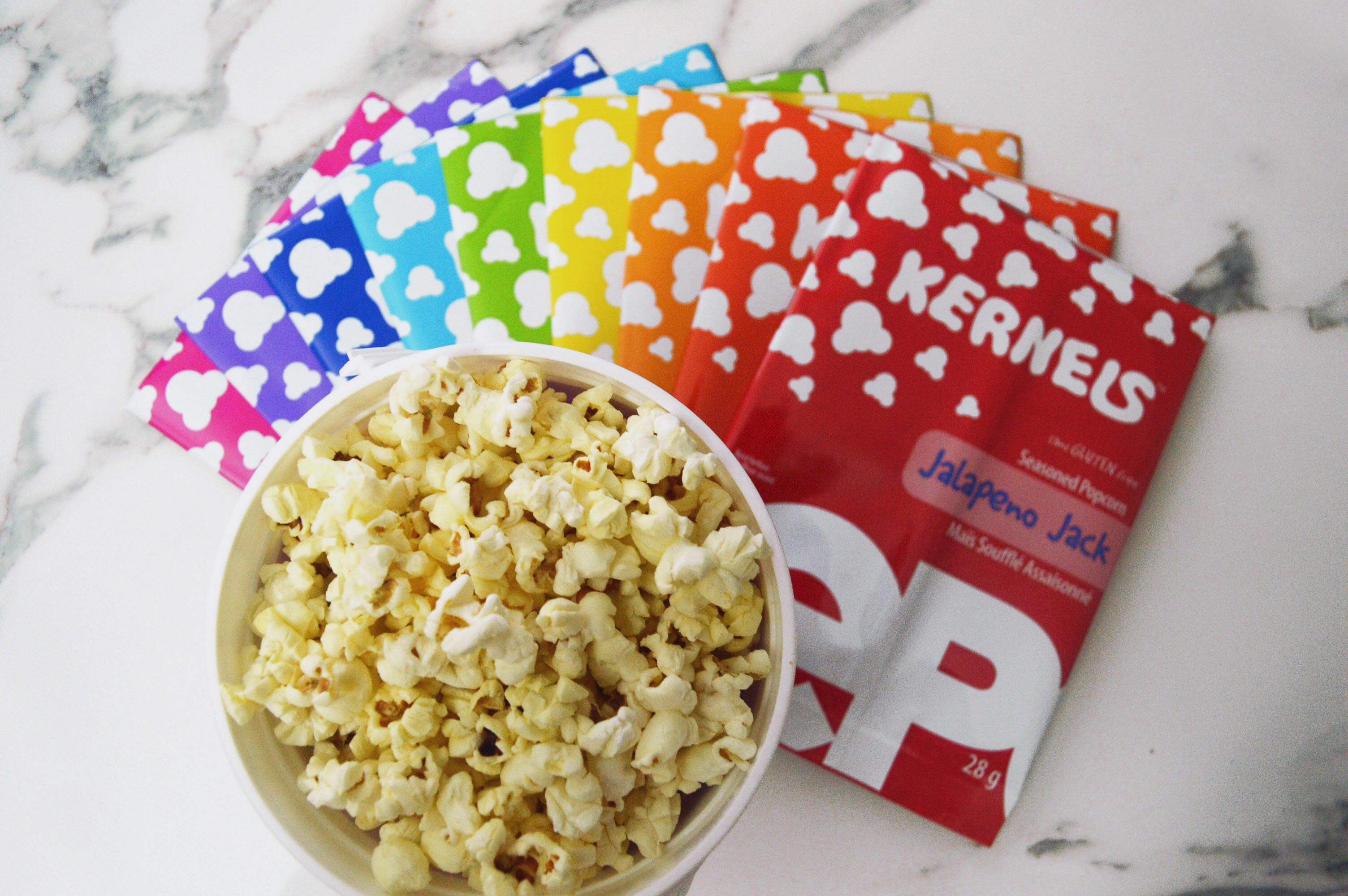 Put The Fun In Fundraising With Kernels