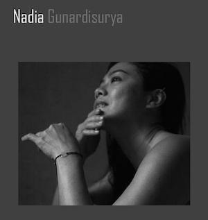 Photo of Nadia from her