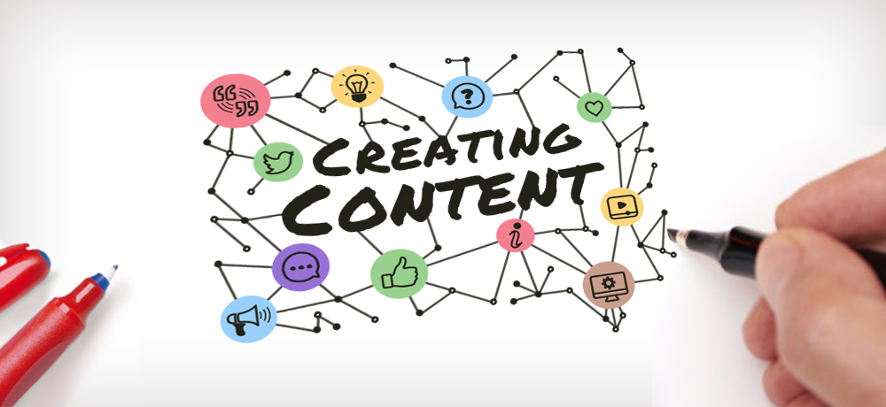 Creating Content for Your Blog